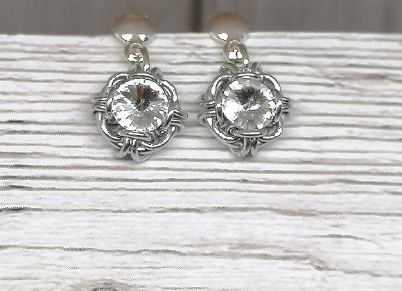 Crystal Conjure earrings