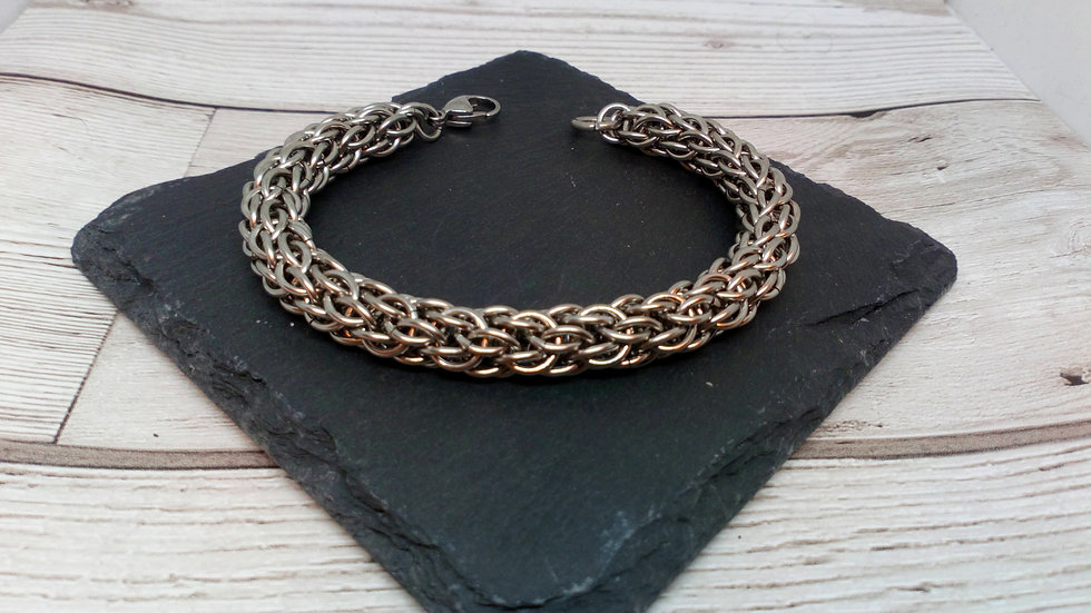 CCC Chainmaille Bracelet