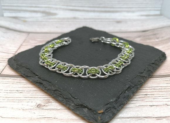 Helms Weave bracelet