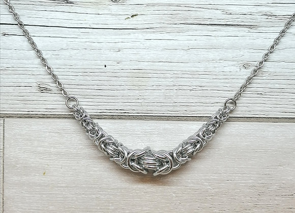 Graduated Byzantine Necklace