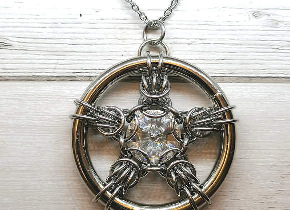 Mage Pentacle pendant