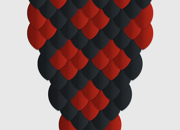 Harlequin Tail