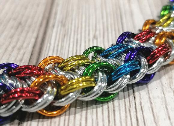 KVB rainbow bracelet