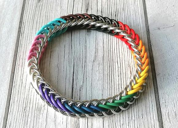 Stretchy Pride bracelet