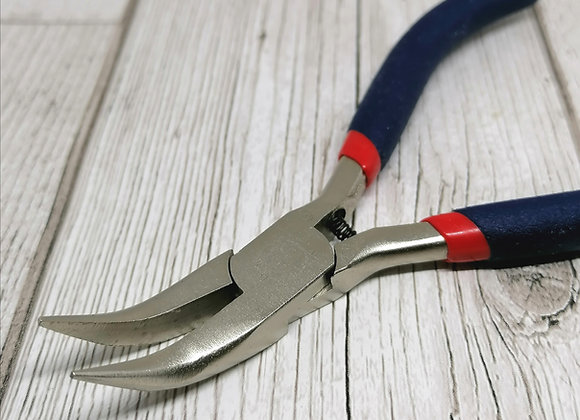 Bent Nosed Pliers