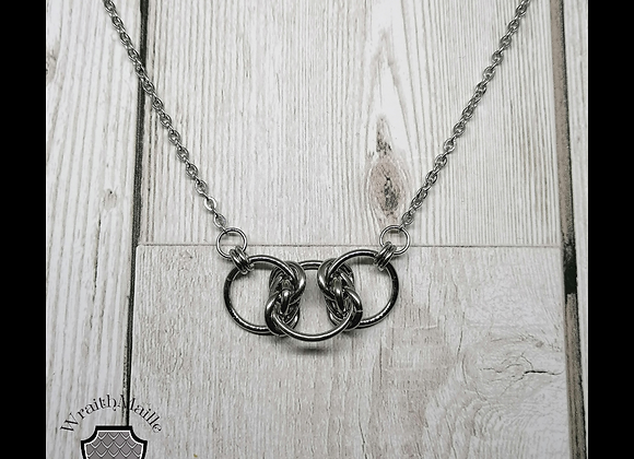 Cats Paw necklace