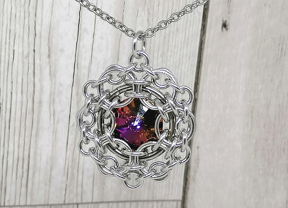 Crystal Reactor Pendant