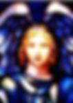 Atelier Archange Michaël Bleus Ame Coeur