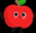 Pomme Au Potager Malin