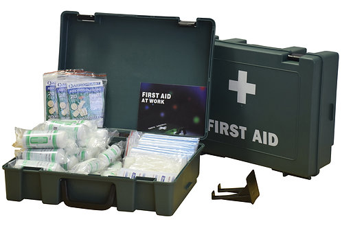 First Aid Kit Small to BS8599/1-2019