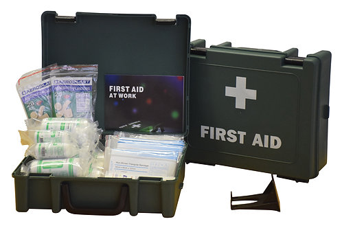 First Aid Kit Large to BS8599/1-2019