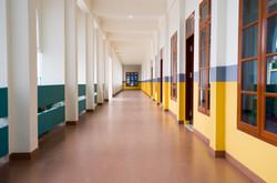 Koridor Ruang Belajar PG/TK