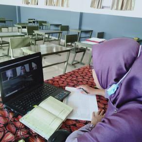 Munaqosah Wafa di SD Al-Amjad