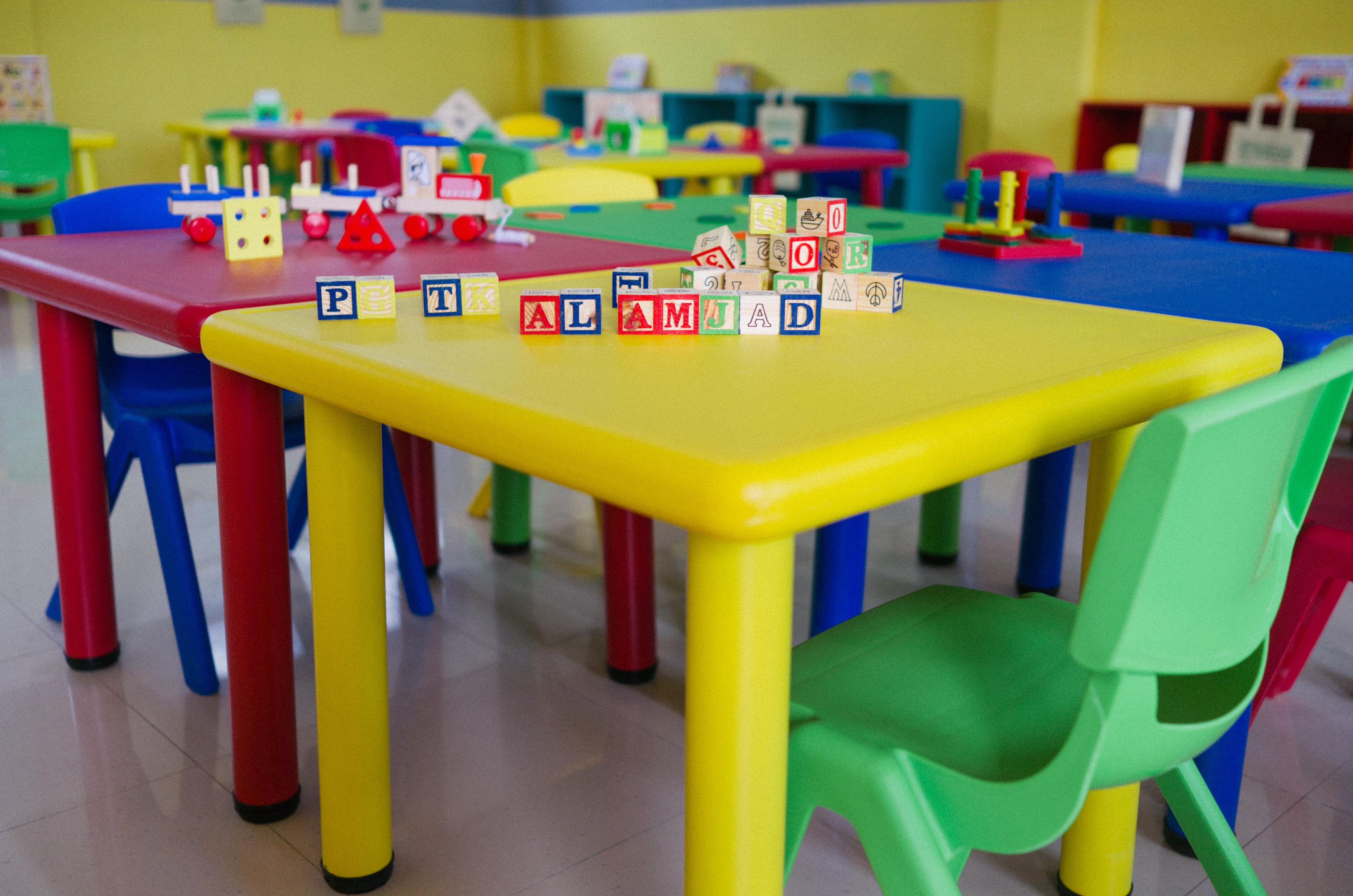 Ruang Belajar PG-TK