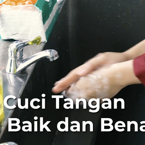 Ayo Cuci Tangan