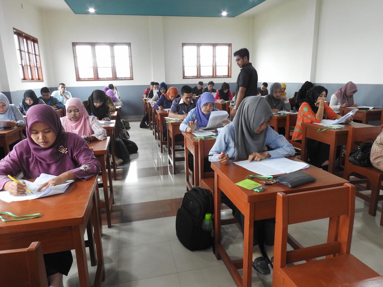 Seleksi Guru 5 Tahap oleh Tim Seleksi salahsatu LPTK di Indonesia