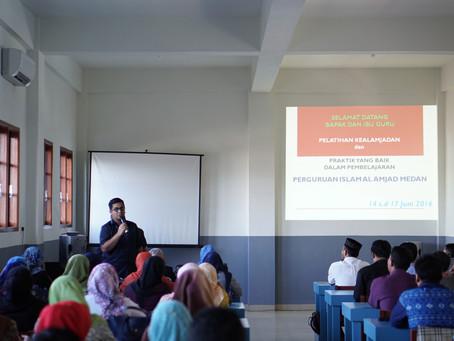 Pelatihan Tenaga Pendidik dan Tenaga Kependidikan Al-Amjad