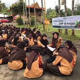 Mewujudkan Pribadi Mandiri, Tangguh, dan Cinta Al-Quran bersama WAFA Camp