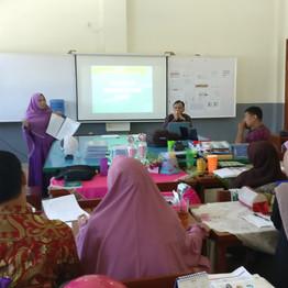 Kelas Belajar bagi Pengajar