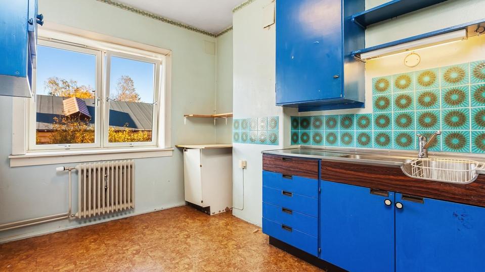 FØR - Kjøkken