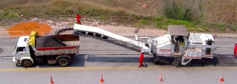 Fresar tecnologia de Pavimentos
