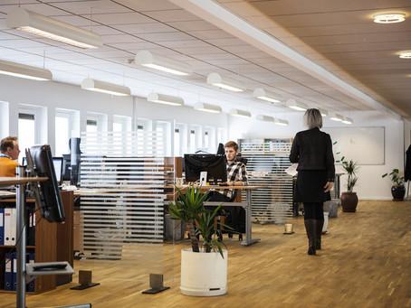 Licht op je werkplek