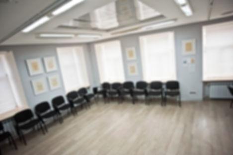 Аренда зала для проведения тренинга и семинара