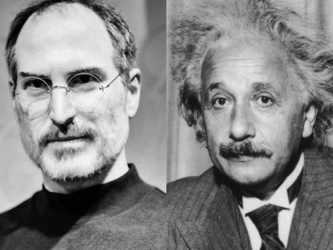 The Concept of 'No Time' Boosted the Creativity of Steve Jobs and Albert Einstein, What's that????