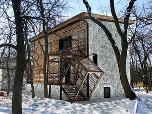 La maison dans la Foret _ Kiev Ukraine.j