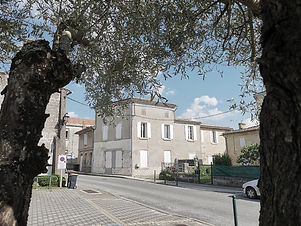 Projet centre bourg Saint Germain