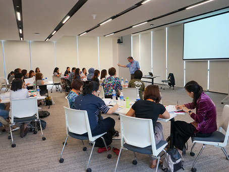 Masterclass II at Lee Kong Chian School of Medicine (2/2)
