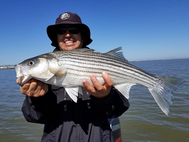 Soo Hoo Sportfishing Oakley