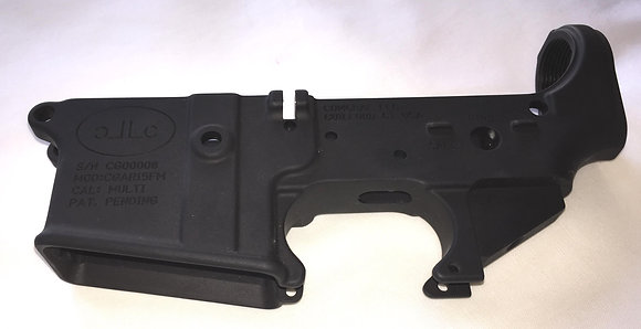 Stripped Lower Receiver, GEN2