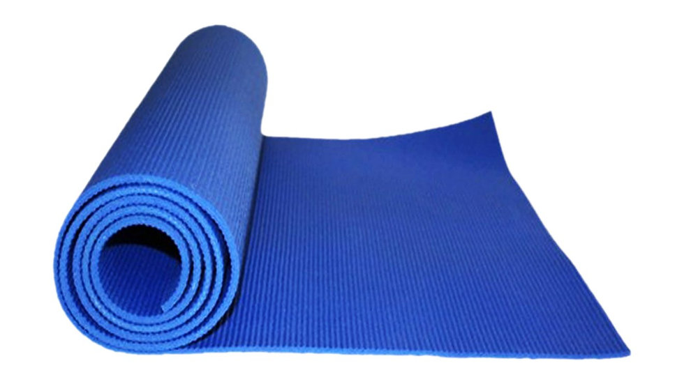 Yoga And Exercise Mat, 6mm