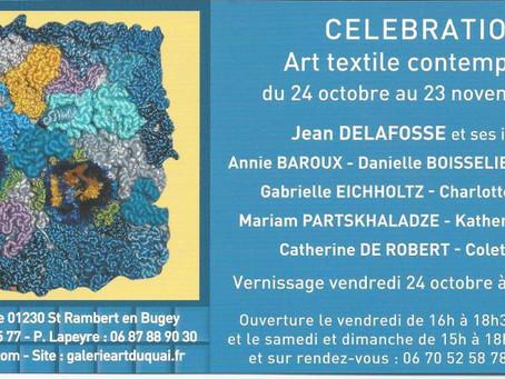"""Exposition """"Célébration"""""""