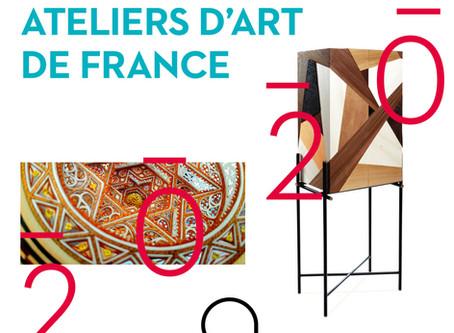 Concours Ateliers d'art de France