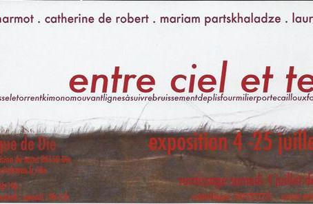 """Exposition """"Entre ciel et terre"""""""
