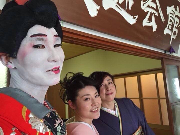 小井呂華有杉子(おいろけありすぎこ)×コピーヌクラブ
