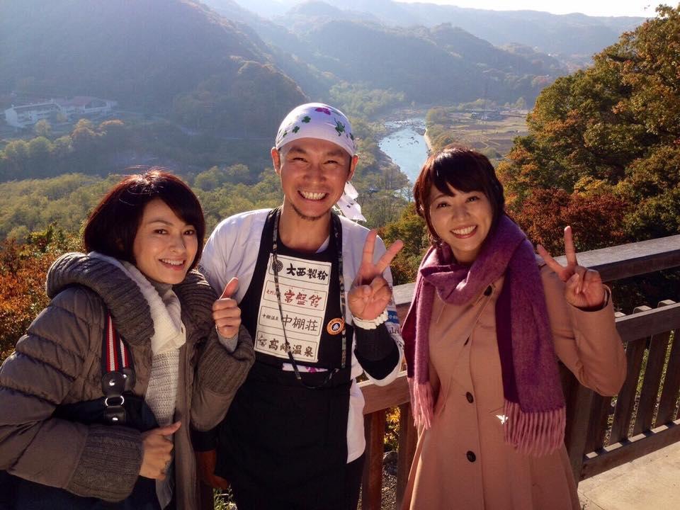 田中美奈子さんと村井美樹さん