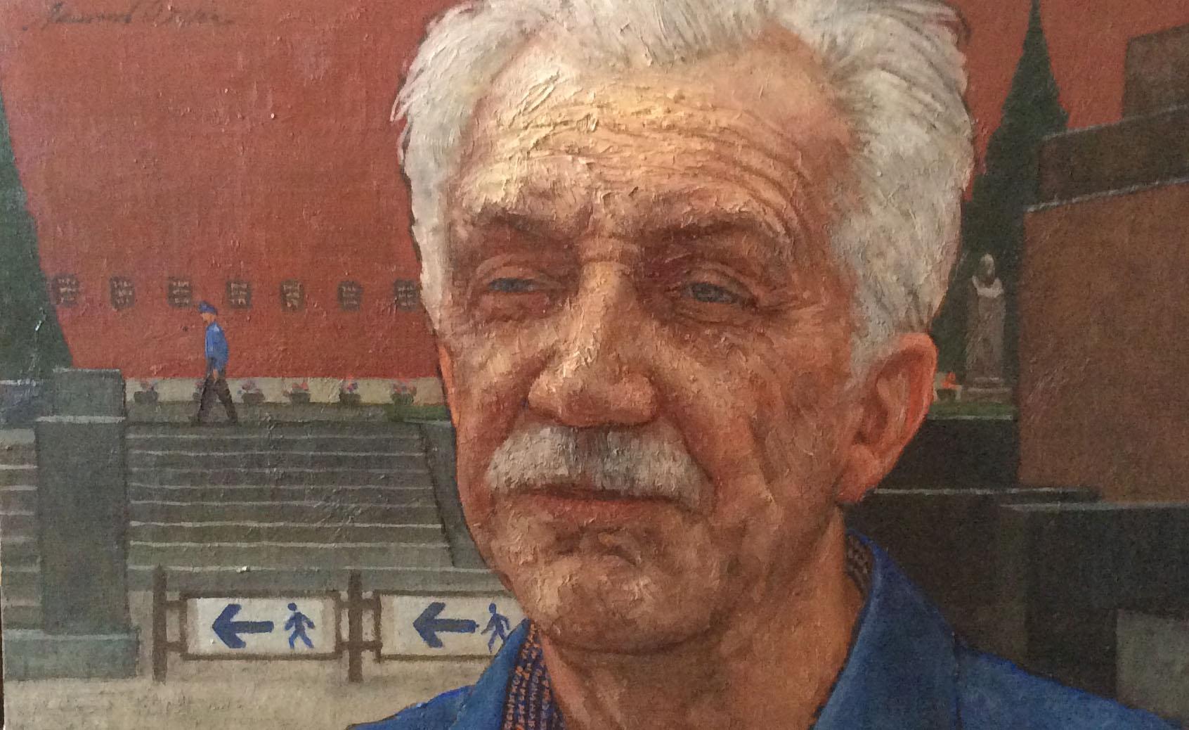Историк Мясников.