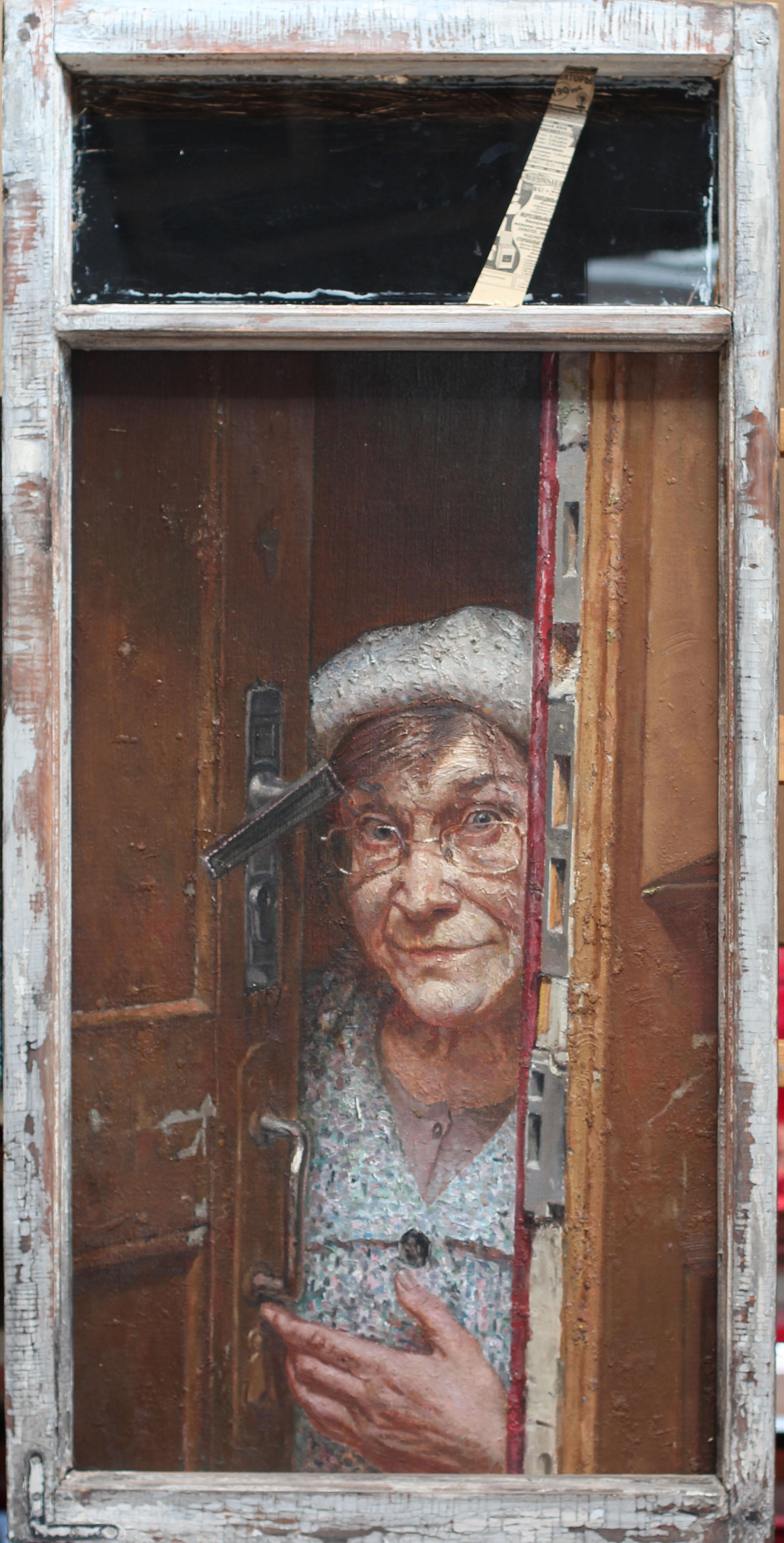 Соседка Эмма. 115-56.2010г