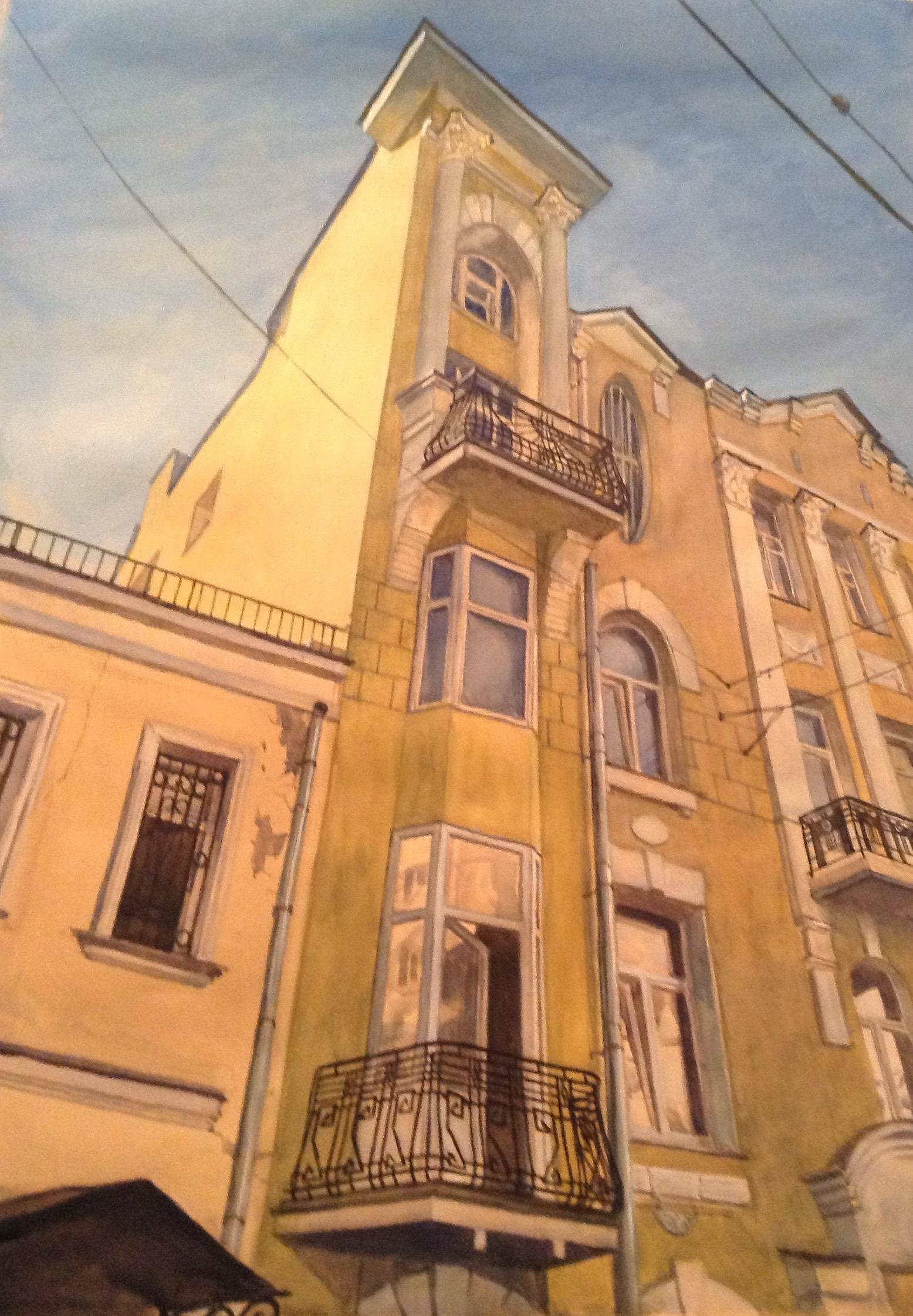 Улица Новокузнецкая
