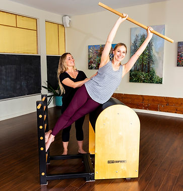 Private Pilates Sessions Online & Vancouver