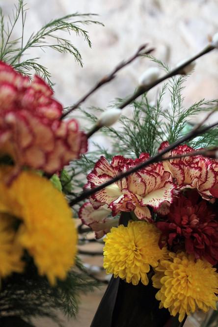 Siete tendencias del diseño floral para este año