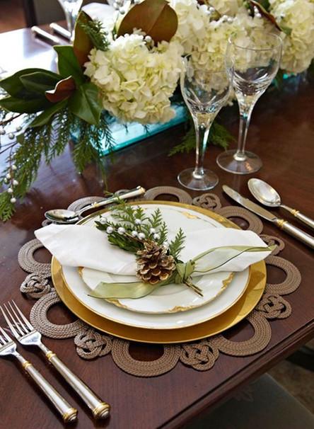 Cinco ideas para decorar tu casa para la cena de Navidad