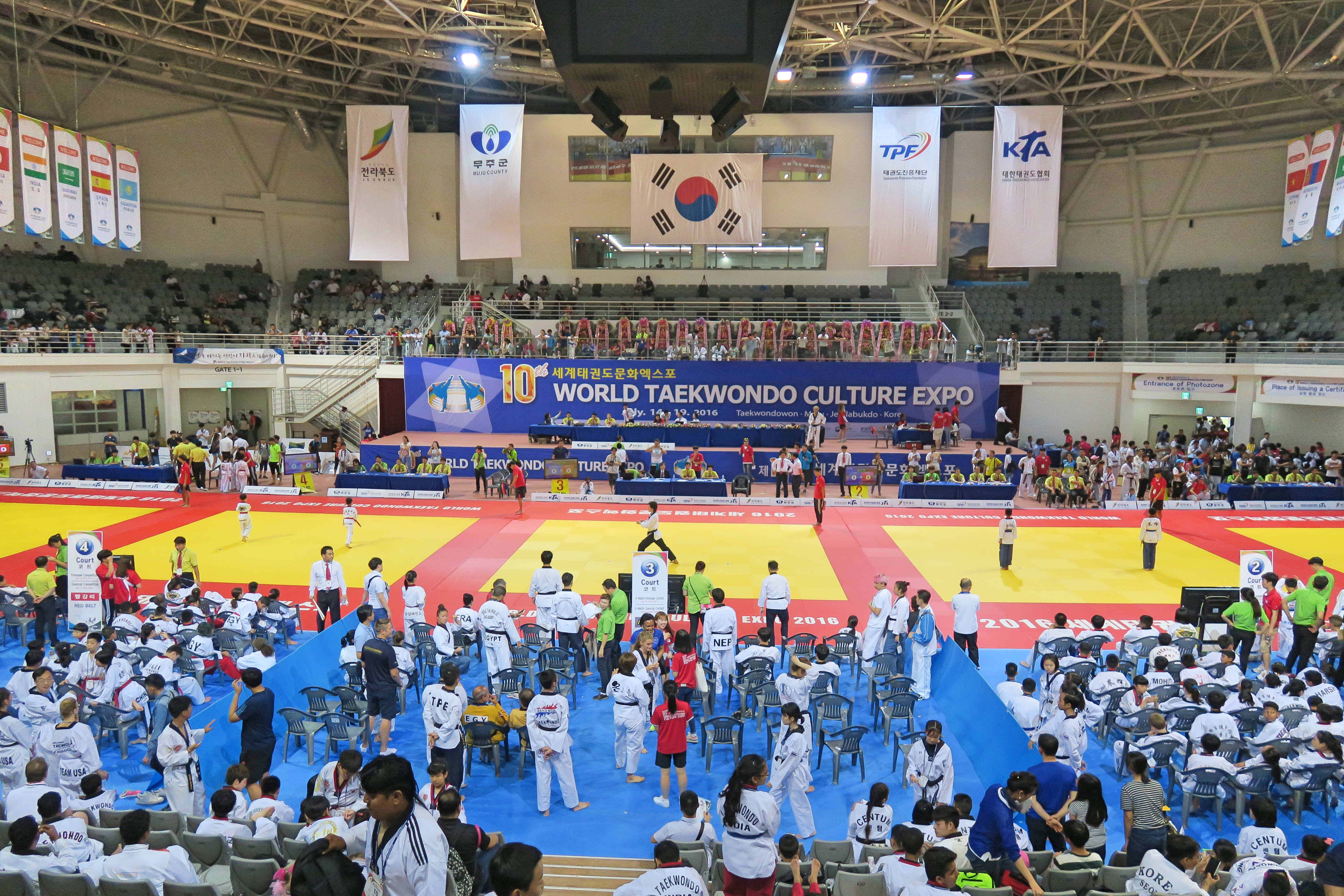 Poomsae Competition 071616 1a
