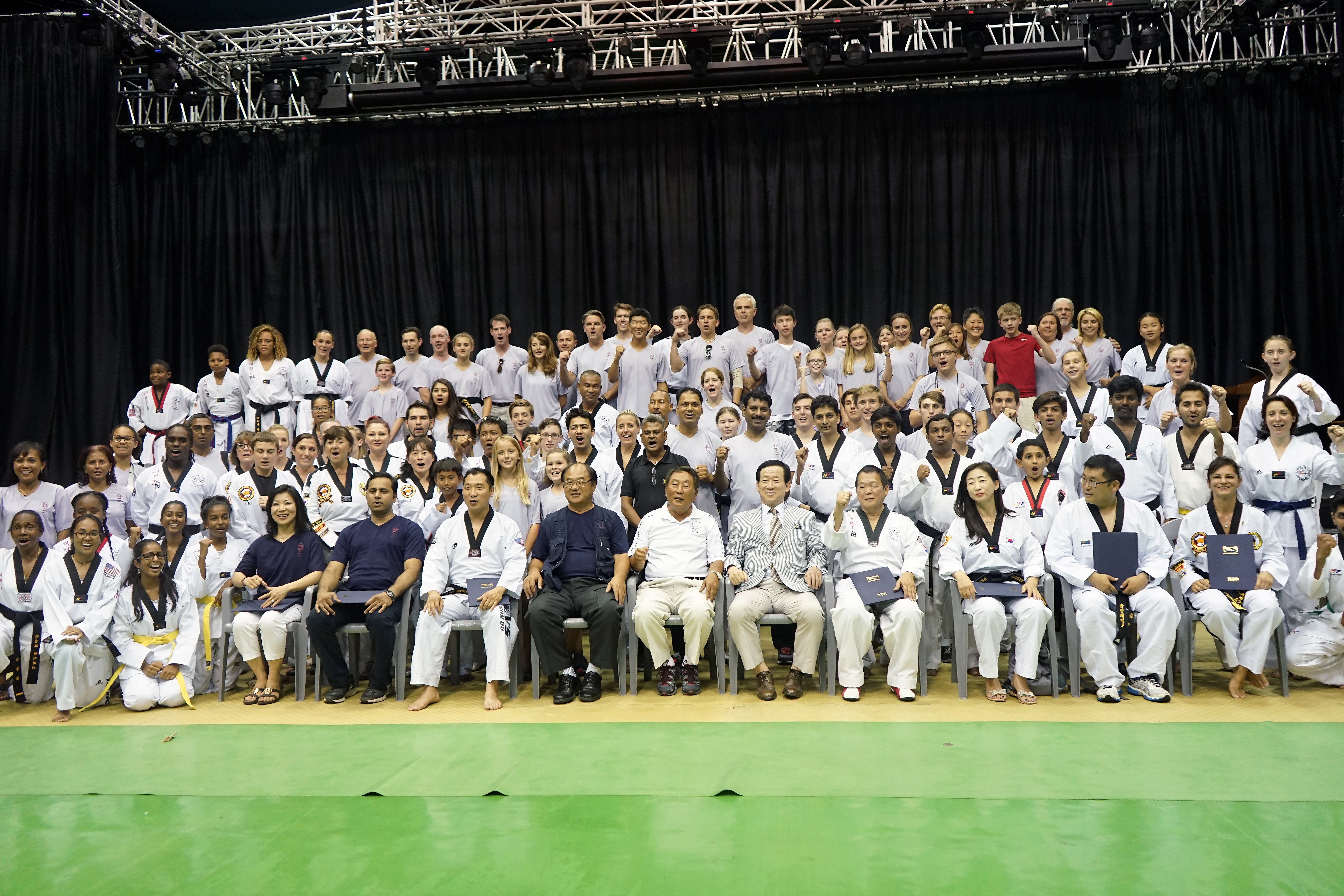 Kukkiwon World TKD HQ Awards 072016 25