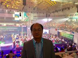 World Championship at the Taekwondowon