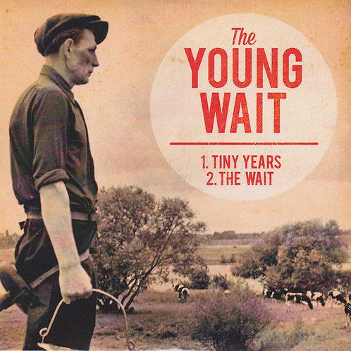 Tiny Years/The Wait - CD Single