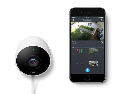 Seron Electrical Services Nest home security systems